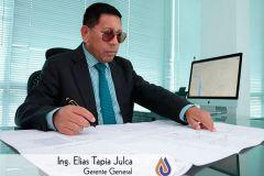 Ing. Elias Tapia Julca