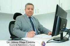 Lic. Jhony Aliaga