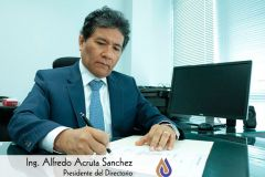 Ing. Alfredo Acruta